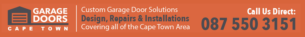 Aluminium Garage Doors In Cape Town 087 550 3151